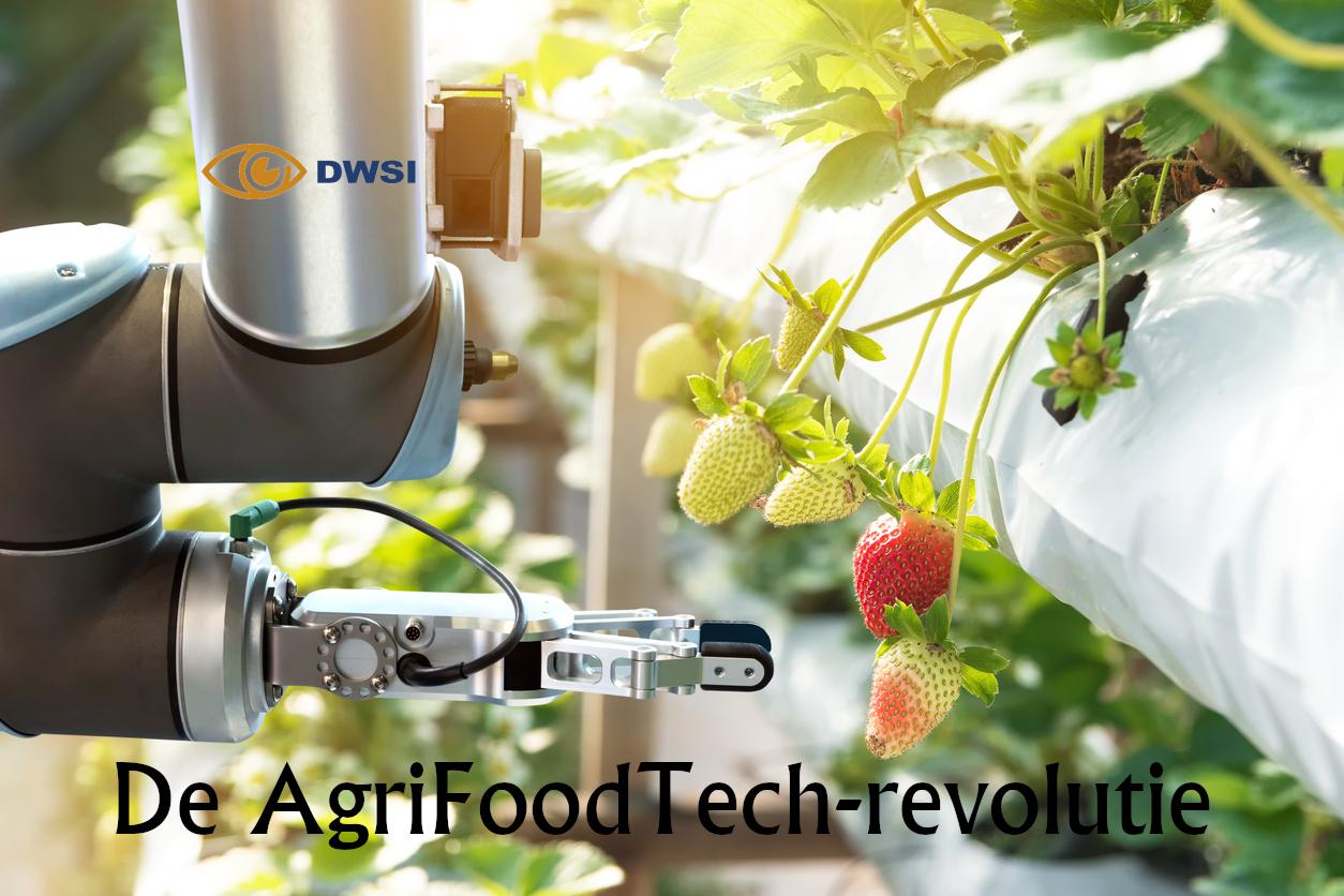 Technologische doorbraken in de AgriFoodTech-revolutie